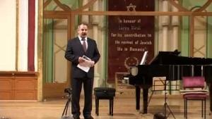 recital sinagoga 2 decembrie 2012 partea 1